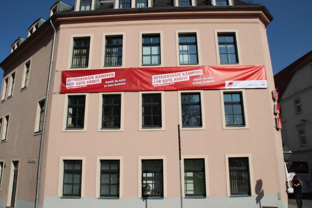 Gewerkschaftshaus in Bautzen