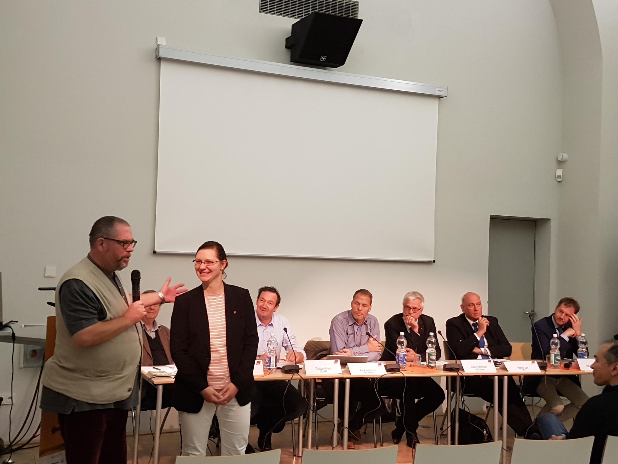 Wahlforum in Görlitz