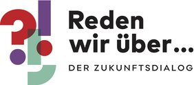 Logo des Zukunftsdialogs