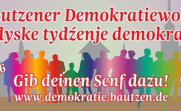 Banner Demokratiewochen
