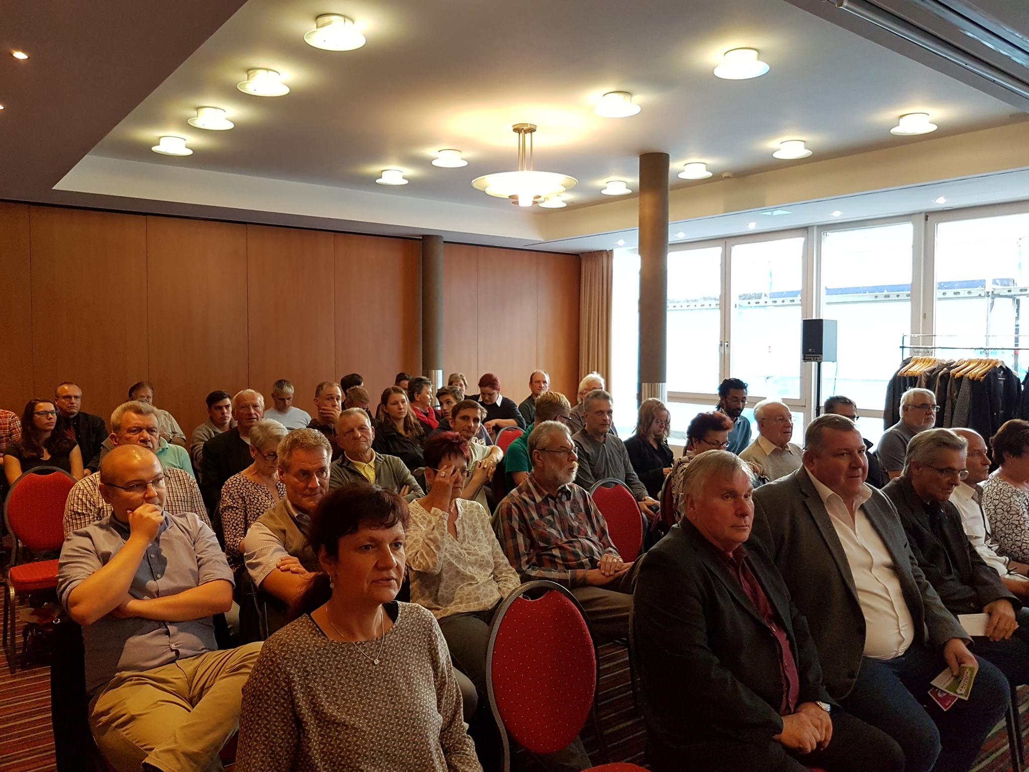 Blick ins Publikum (Bautzen)
