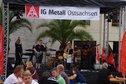 DGB-Chef Reiner Hoffmann besucht das Fest in Görlitz